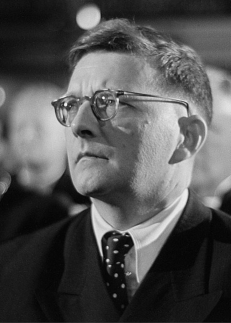 640px Dmitri Shostakovich credit Deutsche Fotothek adjusted