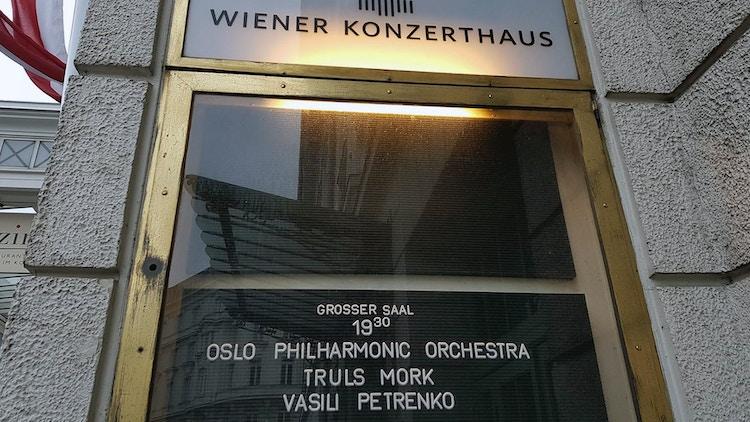 Wien Konzerthaus