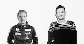 Alexander Stöckl og Kristopher Schau