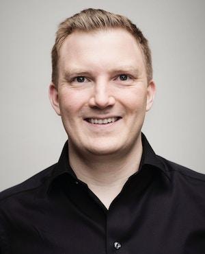 Prosjektleder, Amund Markussen Hammer