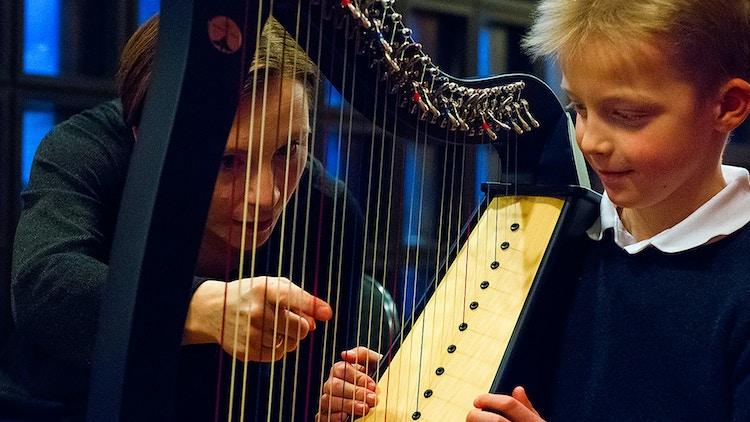 Harpe Familiedag