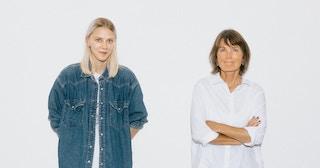 Helene Bergsholm og Kari Slaatsveen