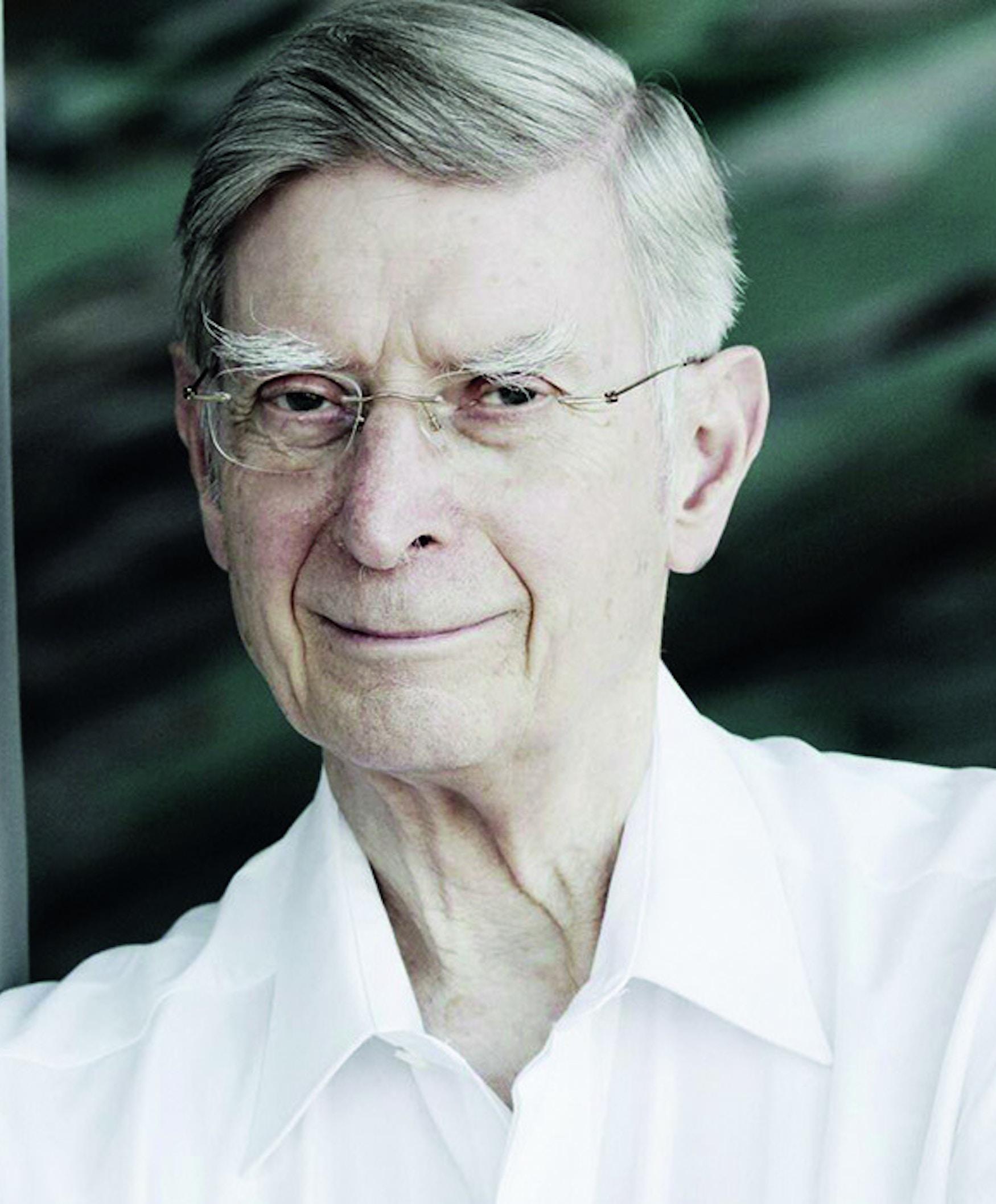 Dirigent Herbert Blomstedt