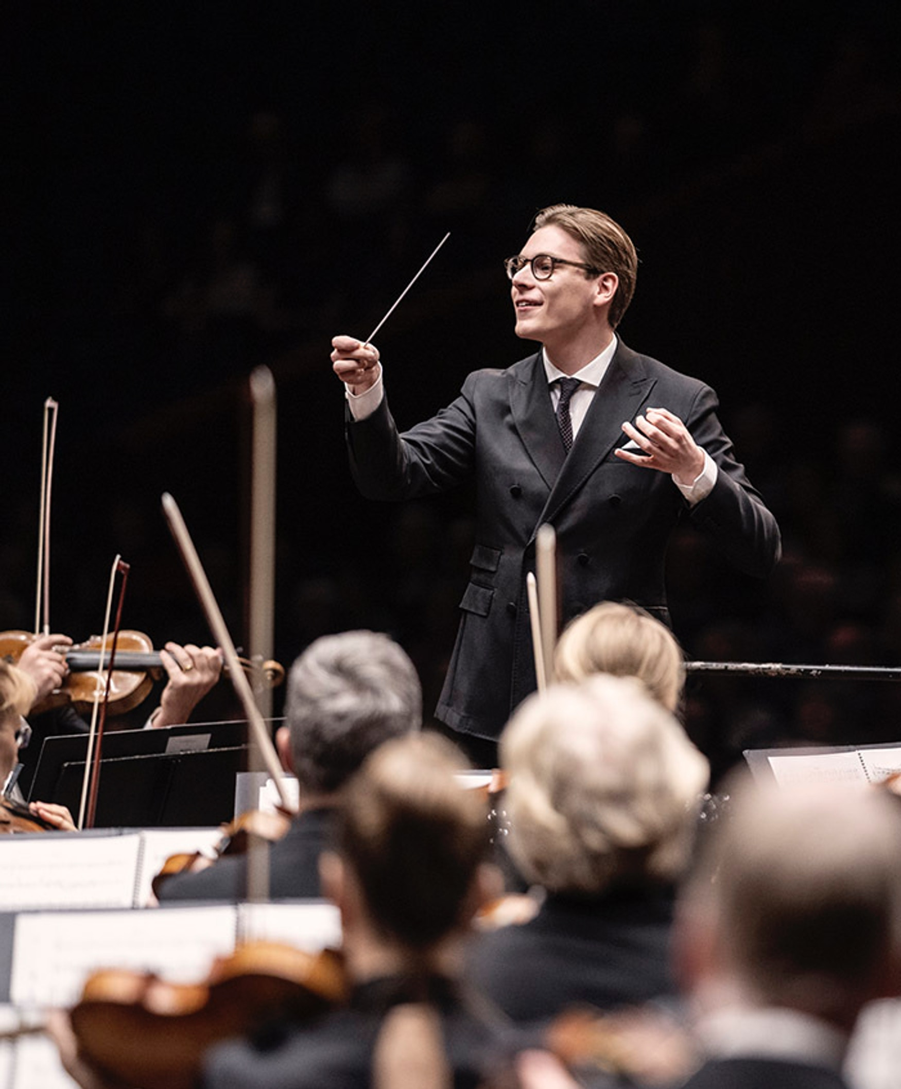 Dirigent Klaus Mäkelä