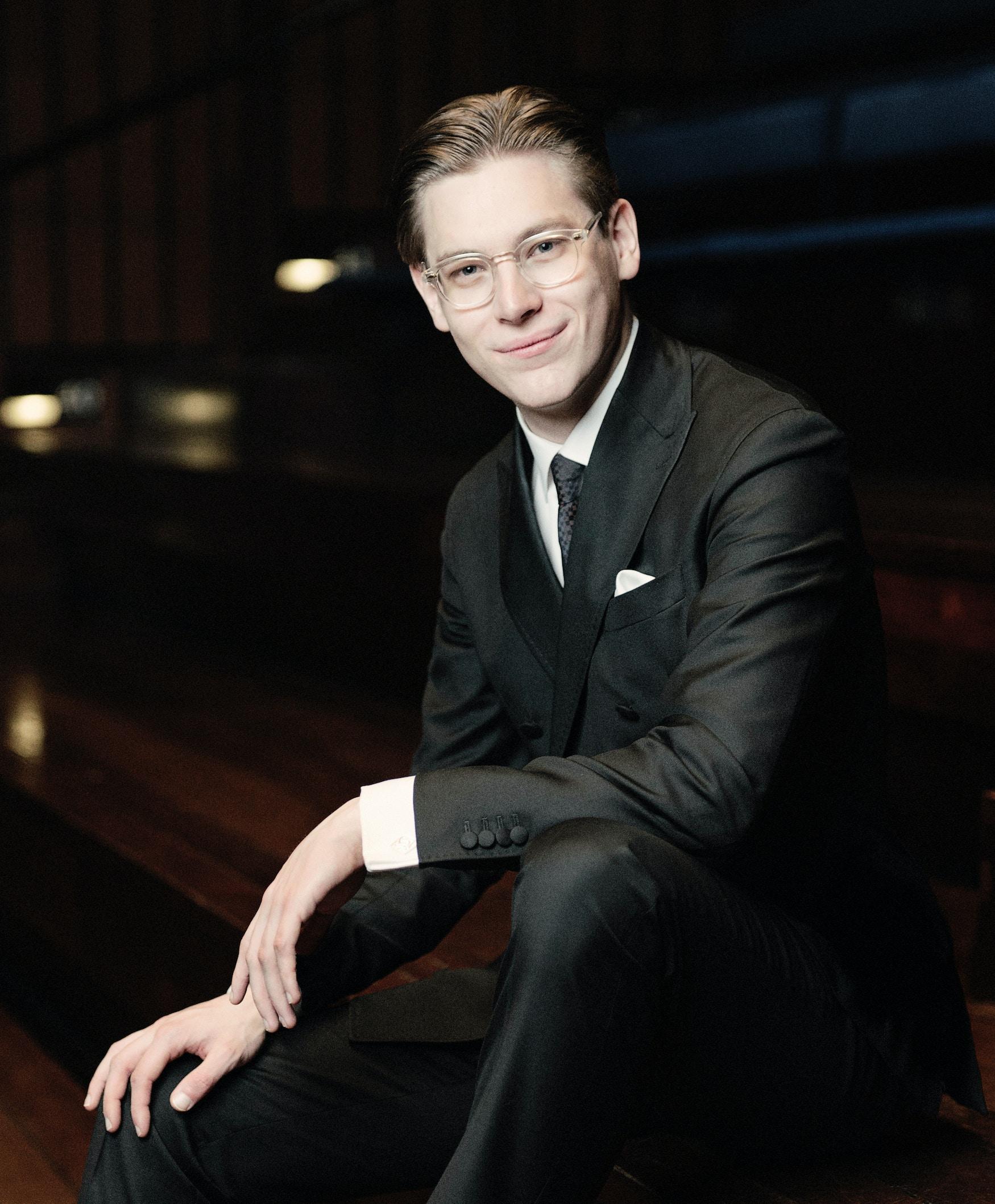 Dirigent Klaus Mâkelä