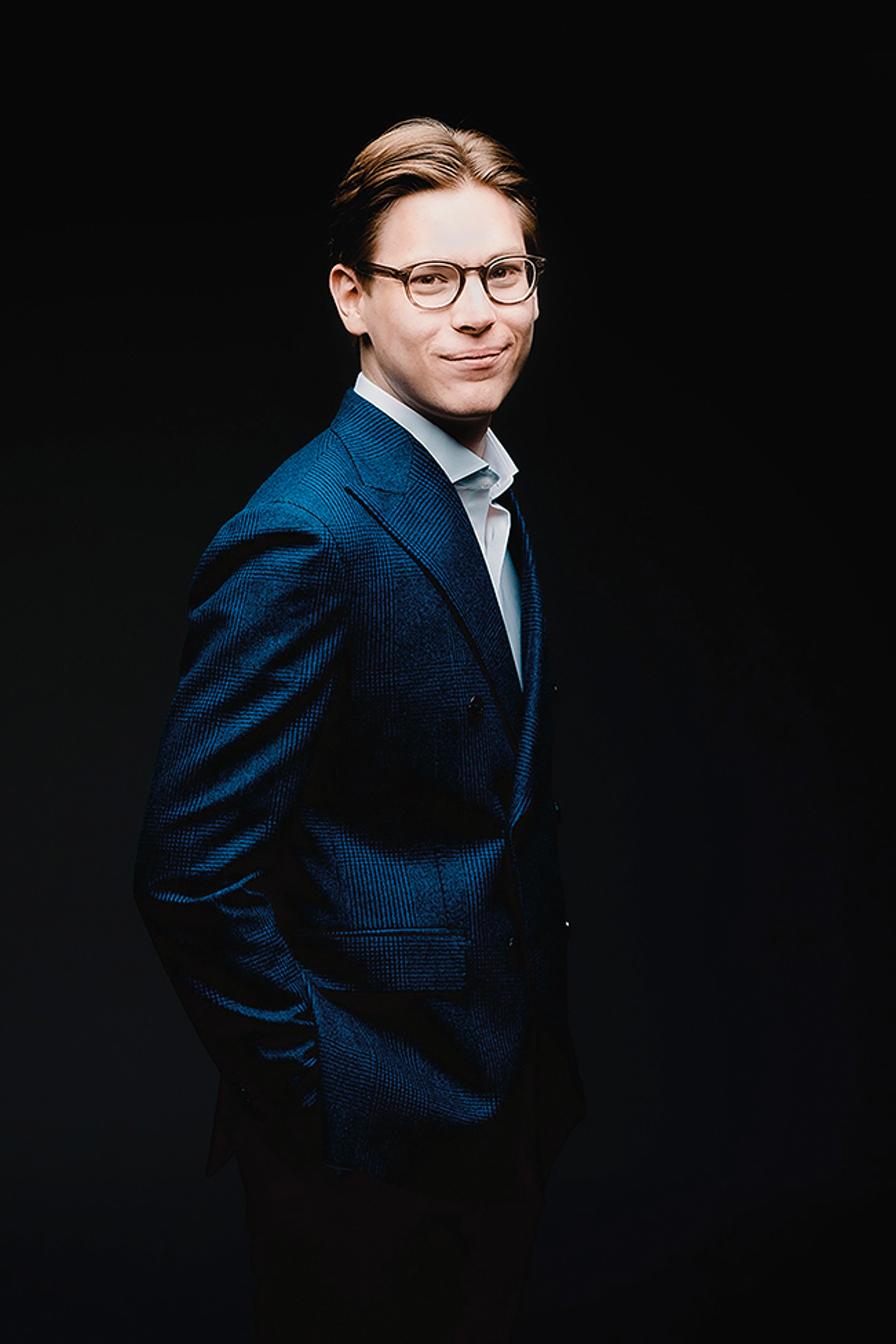 Dirigent Klaus Makela