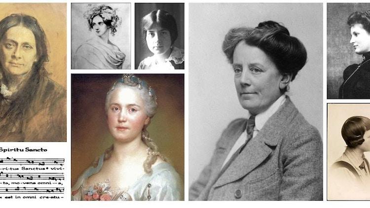 Kvinnelige Komponister Mix