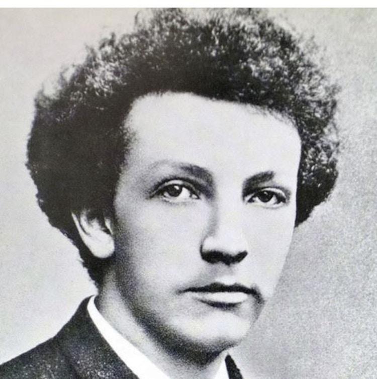 Richard Strauss Som Ung