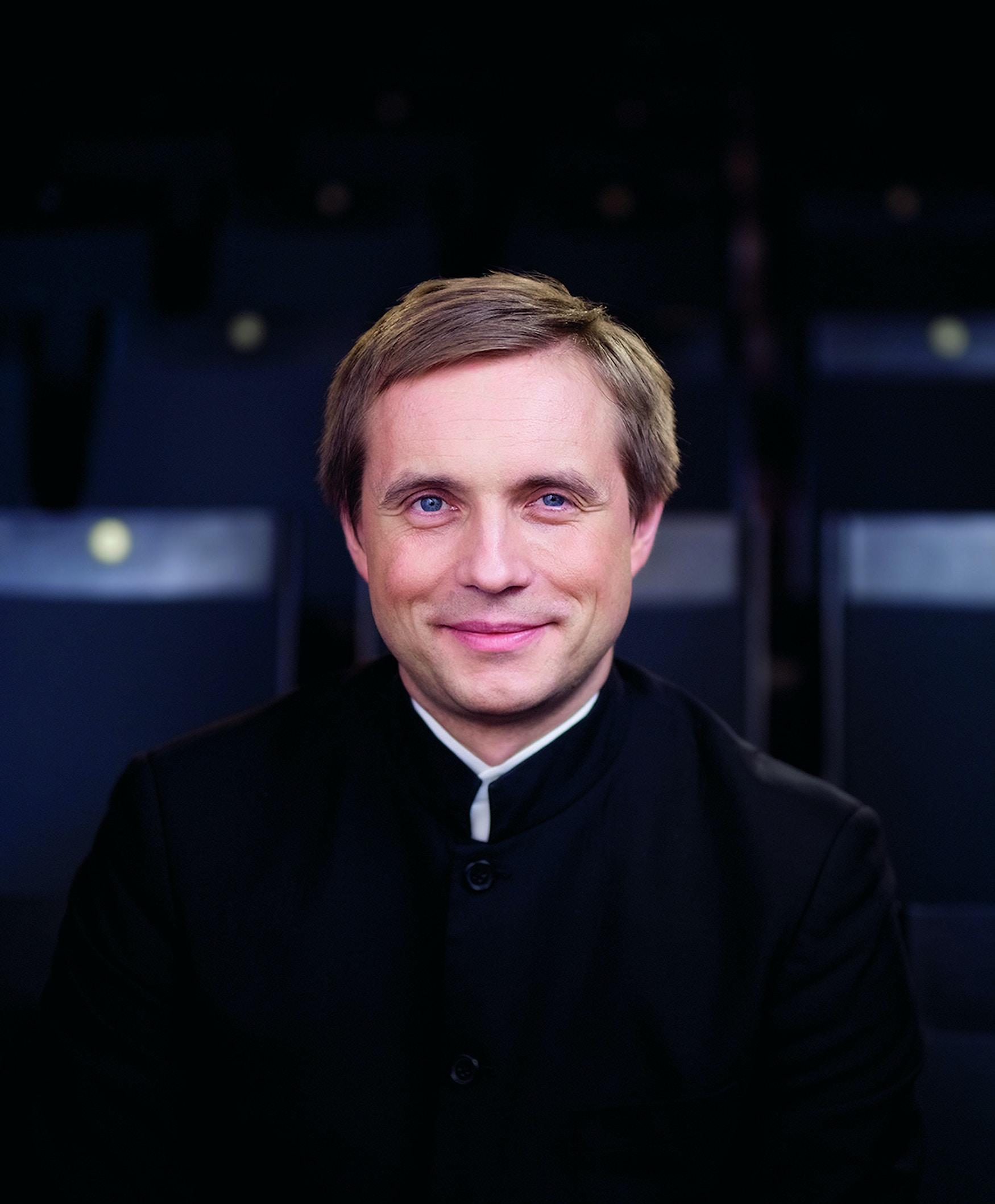 Dirigent Vasily Petrenko