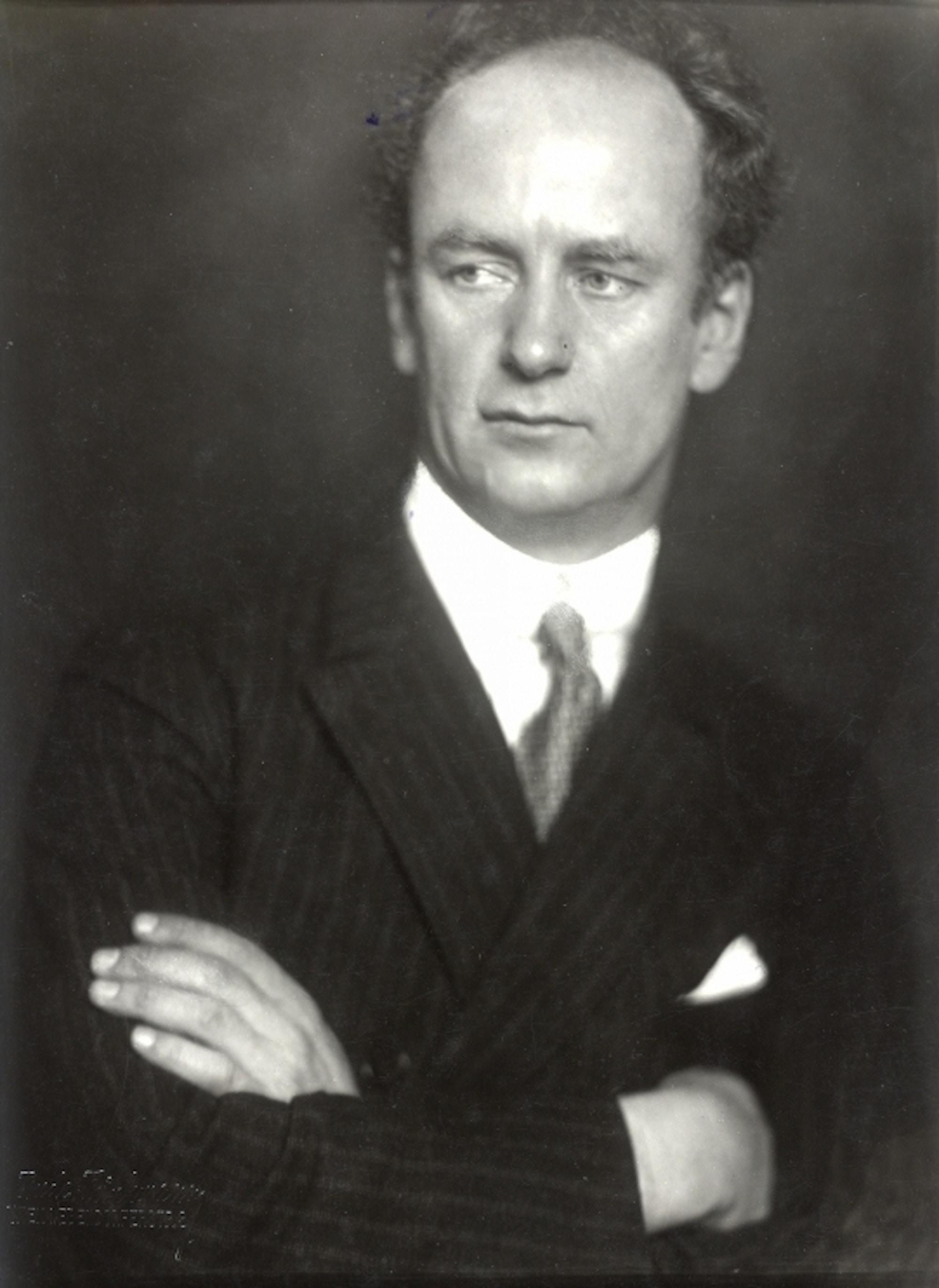 Dirigent Wilhelm Fürtwängler