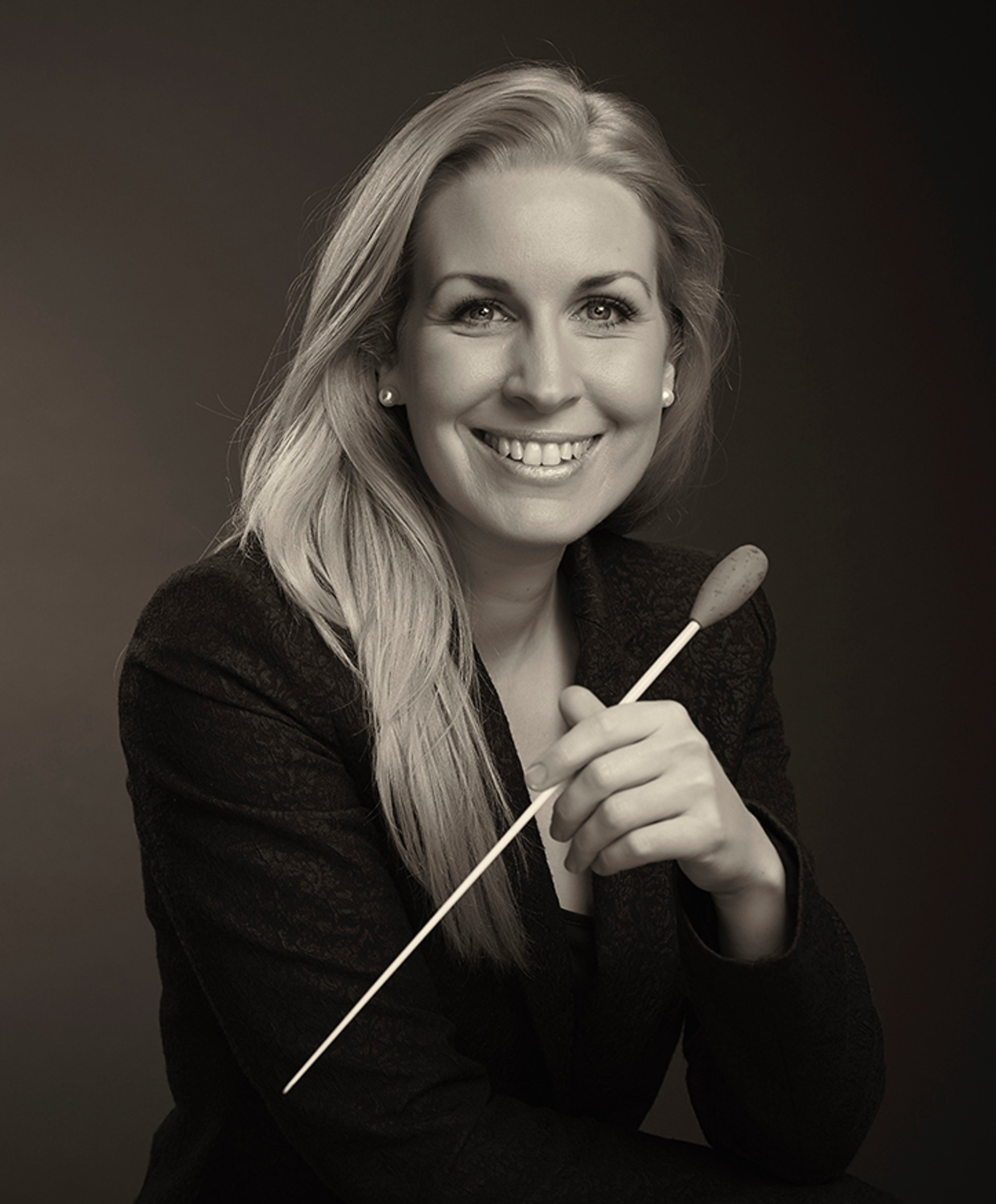 Dirigent Cathrine Winnes